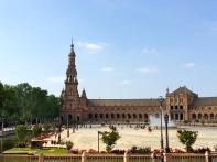 Plaza España Sevilla 2