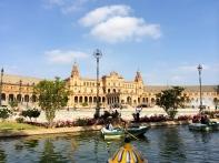 Plaza España Sevilla 3
