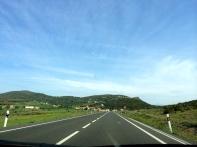 Carretera hacia Vall d'Aran